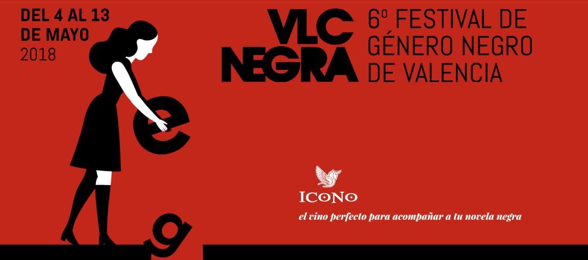 Festival literari Valencia negra 2018