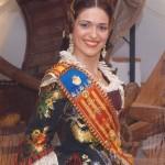 Fallera Major 2005. Xelo Samper i Lacruz