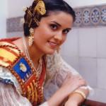 Fallera Major 2006. María Dolores Peña i Cebrián
