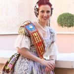 Fallera Major 2008. July Roselló i Giménez