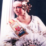 Fallera Major Infantil 1987. Mari Fe Cano i Farines