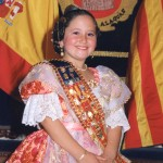 Fallera Major Infantil 1994. Yasmina Catalá i Alonso