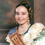 Fallera Major Infantil 1996. Lorena Reyes i Ureño