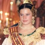 Fallera Major Infantil 1997. María del Carmen Juárez i Loza
