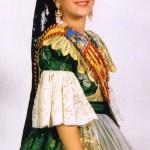 Fallera Major Infantil 1998. Leticia Belinchón i Alcalá