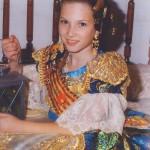 Fallera Major Infantil 2004. Estíbaliz Belinchón i Alcalá