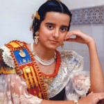 Fallera Major Infantil 2006. Verónica Aliaga i Gálvez