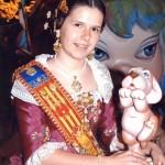 Fallera Major Infantil 2007. Mireia Juanes i Martínez