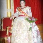 Fallera Major Infantil 2009. Yasmina Catalá