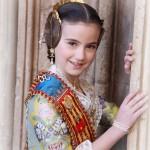 Fallera Major Infantil 2011. Ariadna Ponce i Murcia