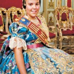 Fallera Major Infantil 2014. Irene Aparicio i Cervera