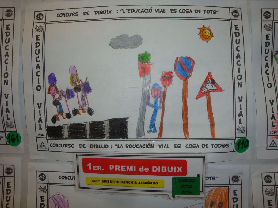 Dibujo de Carmen Cabeza