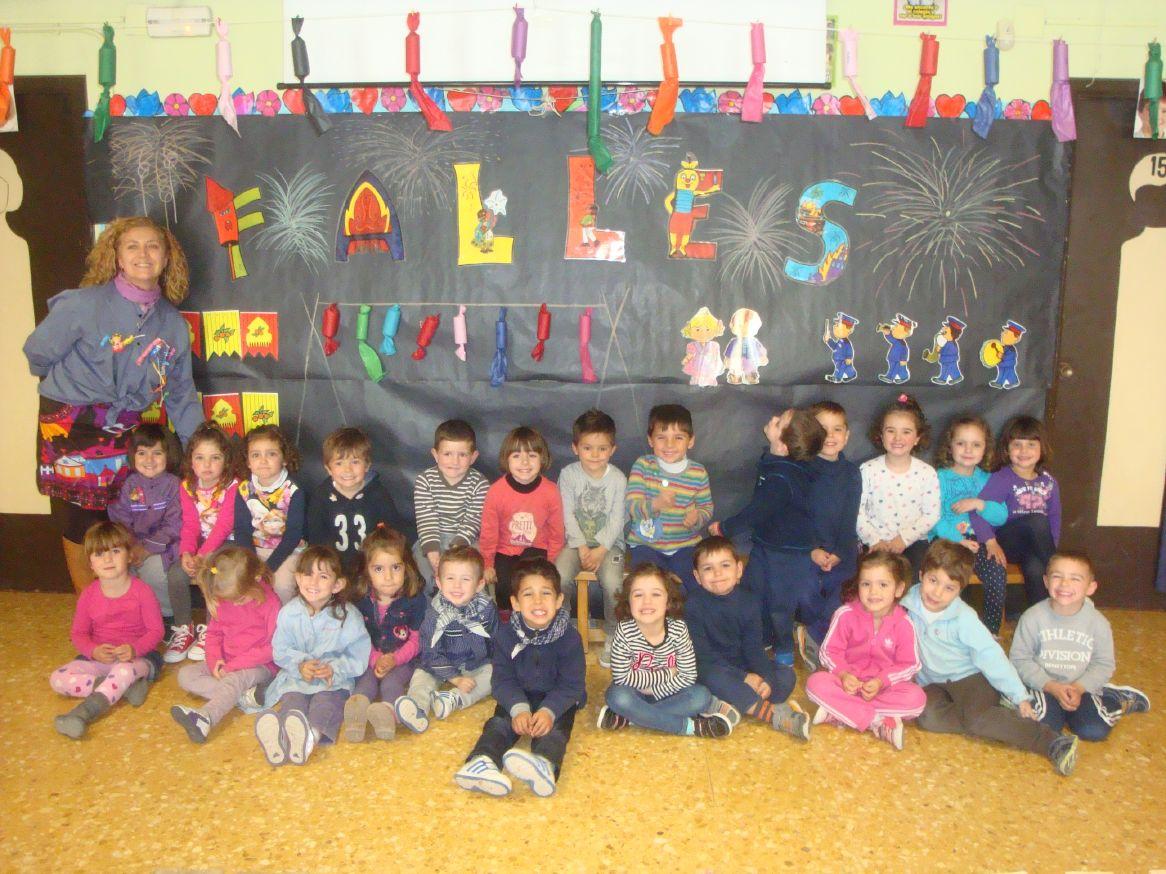 1 A Infantil Falla
