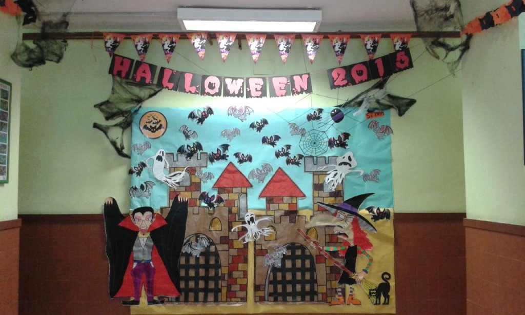 Halloween Mural