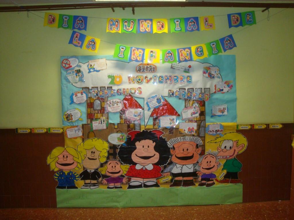 Mafalda i Amics