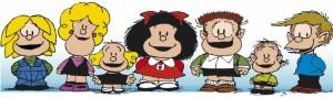 Mafalda y Amigos