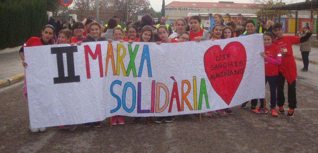 II Marxa Solidaria