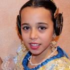 Fallera Major Infantil. Falla Bonavista. Amina Leal Zamora