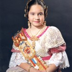 Fallera Major Infantil 1991. Inma Madrid i Picazo