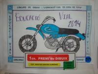 Dibujo  Eva  Villada  Nohales
