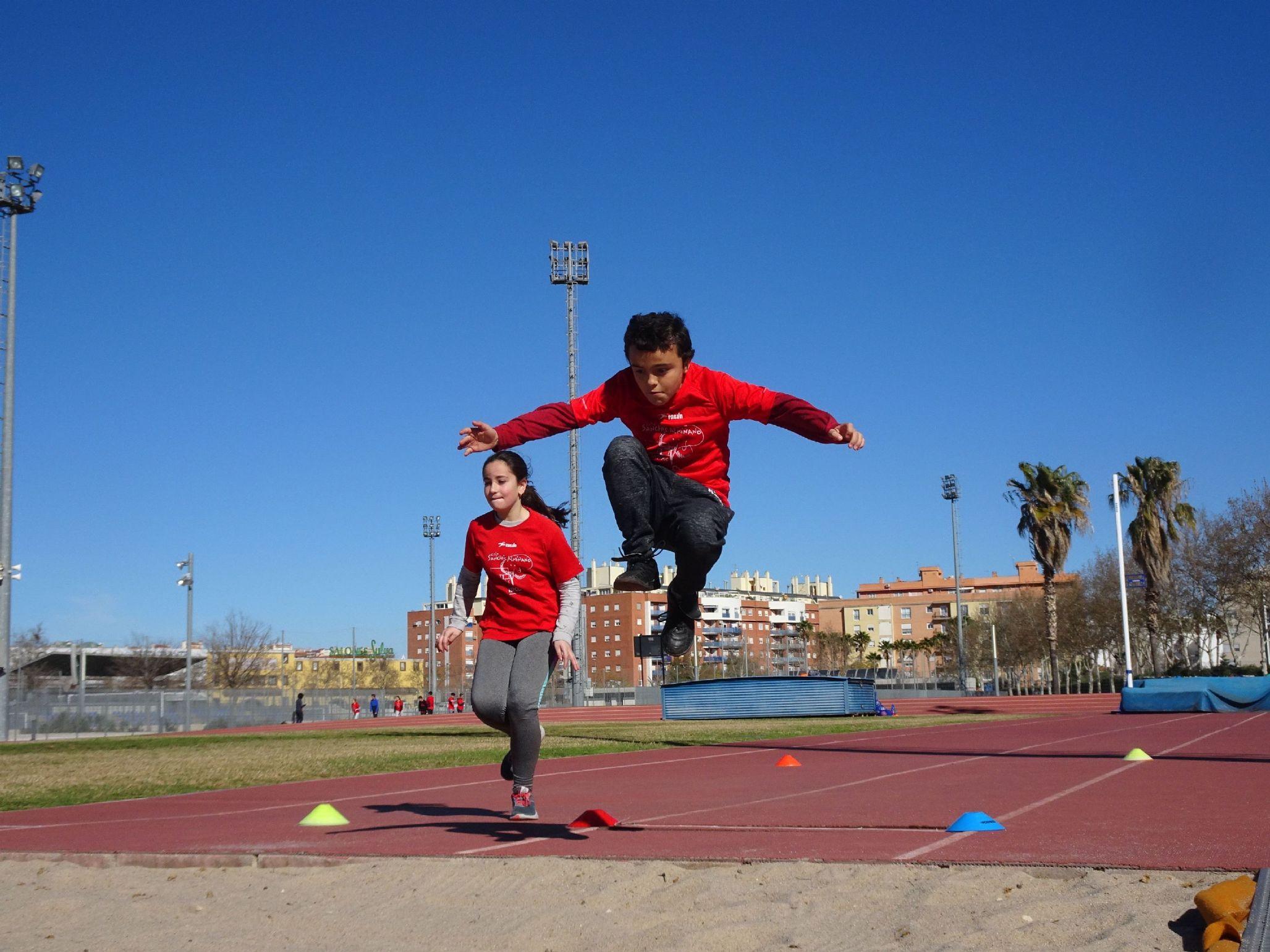 Salto de Longitud  (1)
