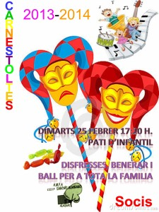 CARTEL CARNESTOLTES